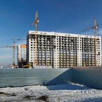 Строительство Нового дома :: Сергей Черепанов