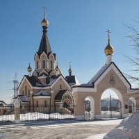 Храм :: Владимир Габов
