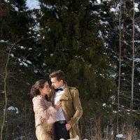 Зимняя свадьба :: Юлия Полянина