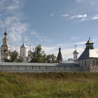 Прилуцкий монастырь. Вологда :: MILAV V