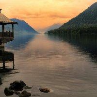 Золотое озеро(Алтын-Коль) :: alteragen Абанин Г.