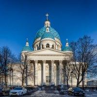 троицкая церковь в санкт-петербурге :: Елена Маковоз
