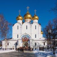 Успенский Кафедральный Собор :: Андрей Шаронов