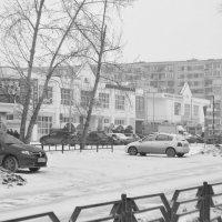 Городской пейзаж. :: Михаил Полыгалов