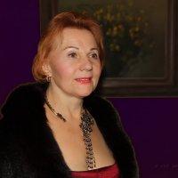 Дама. :: Liudmila LLF