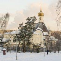 Церковь :: Валерий Шурмиль