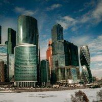 Москва-Сити :: Владислав Лопатов