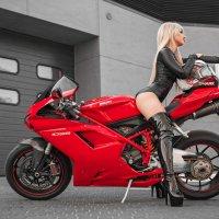 Ducati :: Pererva Dmitry
