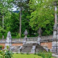 Массандровский дворец. :: Андрей Щукин