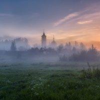 ...Небосвод, как багровое знамя © :: Roman Lunin