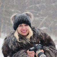 На фотоохоте. :: Тамара Бучарская