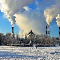 Мороз крепчает... :: Sergey Gordoff