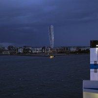 Вечер перед отплытием :: Александр Рябчиков