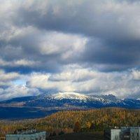 Вид из окна :: Роман Ларшин