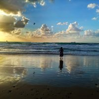 vit5 море - закат :: Vitaly Faiv