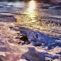 весенний лёд :: ogurcovcki ogurcovcki