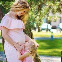 Фотосессия береммености :: Инна Жинко