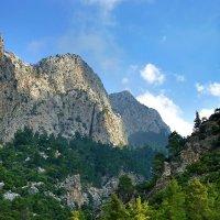 Горы недалеко от Кемера :: Денис Кораблёв