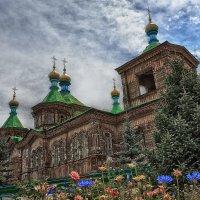 Свято-Троицкая православная церковь :: Julia Martinkova