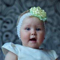 малышка :: Ксения Жильникова