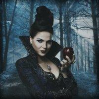 Злая королева/The Evil Queen :: Леонид Романский