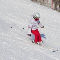 Лыжный Спорт :: Валерий Шурмиль