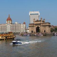 Ворота Мумбаи (Бомбея) :: Oleg