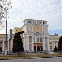 Памятник архитектуры :: Mir-Tash