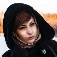 Зимний портрет :: Николай Огуля