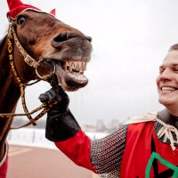 Широко улыбаясь :: Ольга Мешечкова