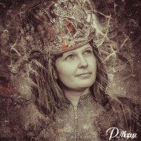 Портрет в образе :: Мария Романова