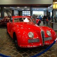Alfa Romeo 6С 2500 :: Павел WoodHobby