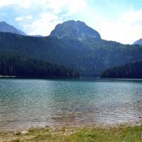 Чёрное озеро :: Ольга
