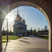Врата к свету :: Алексей Саломатов
