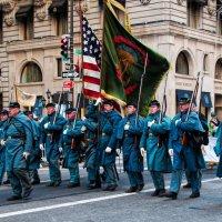 Парад в честь Дня Святого Патрика в Нью-Йорке :: Олег Чемоданов