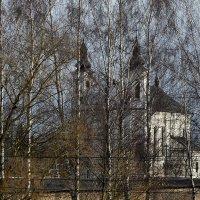 Фарный костел Святого Андрея в Слониме :: Valera Solo