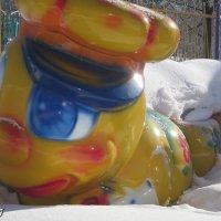 Снежный март :: OLLES