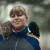 Грачи прилетели :: Тимур Кострома ФотоНиКто Пакельщиков