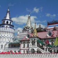 Кремль в Измайлово :: Aleksandr