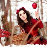 magiczny aromat jabłek :: виктор омельчук