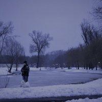 В парке вечером :: Валентина Данилова