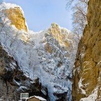 Чегемское ущелье... :: Ирина Шарапова