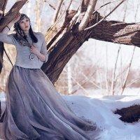 весна :: Мила Гусева
