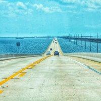 Key West 7-miles bridge :: Анастасия Громова