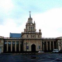 Республика Беларусь. Брестский вокзал. :: Владимир Драгунский