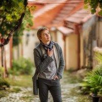 Сигнахи ,Грузия (история одного художника ) :: Александра Капылова