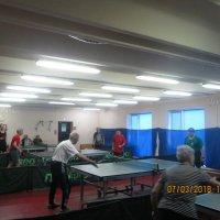 Районный турнир по настольному теннису среди пенсионеров :: Центр Юность