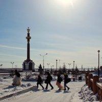Якутск :: Марина Влади-на