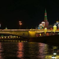 Люблю ночной город. :: Ilya Goidin