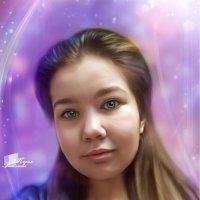 Цифровой портретик :: Мария Романова